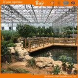 폴리탄산염 온실 정원 온실 중국 공급자