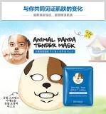 Masque animal à la mode d'hydratation de mordu de crabot de Bioaoua de masque protecteur d'allégement