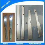Láminas de corte del papel de acero de herramienta