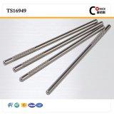 Вал круглой пилы точности CNC фабрики ISO подвергая механической обработке