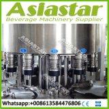 Польностью автоматическая минеральная чисто питьевая вода 3 в 1 машине завалки