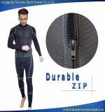 Scuba застежки -молнии неопрена мокрая одежда переднего занимаясь серфингом для людей