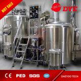 Equipamento sanitário da fabricação de cerveja de cerveja do aço 1000L inoxidável da venda superior