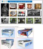 Rueda / Leetro Máquina de gravador de laser de pedra de CO2 para Funeral Dek-1610