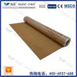 Underlayment с пленкой PE для настила твёрдой древесины, влагостойкmNs Underlayment пробочки