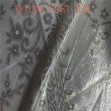 Lurex de seda pontilha a tela, tela de seda do grampo dos pontos de Lurex