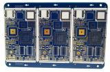 1.0mm mehrschichtiger Steuersicherheits-Elektronik Schaltkarte-Vorstand des Widerstand-8L