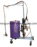 Máquina ou equipamento de pulverização desbastado