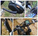 Zentrales Bewegungsfettes Gummireifen-einfaches Reitelektrisches Fahrrad für Verkauf