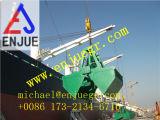 Electro гидровлический самосхват Clamshell 6-12m3 для крана морского пехотинца 25 тонн