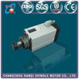 eje de rotación de 4.5kw Hqd para la máquina de madera del ranurador del CNC (GDF60-18Z/4.5)