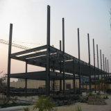 Bajo costo y estructura de acero prefabricada alta calidad por pre dirigido