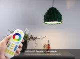 DMX512 ampoule contrôlable du panneau de contrôle 8W RGB-CCT DEL