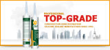 Sellante de fines generales del silicón 300ml del aseguramiento comercial para la decoración arquitectónica