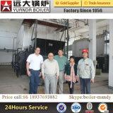 Stoomketel van de Druk 13kg/M2 van het Gebruik 4ton 1.25MPa van de fabriek de Met kolen gestookte