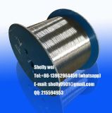 O fio de aço de carbono elevado, salta o fio de aço, fio de aço galvanizado, fio de aço de cabo ótico