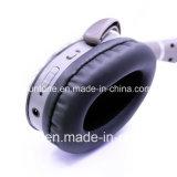Ruído ativo que cancela auscultadores sem fio de Bluetooth com microfone