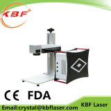 Macchina automatica della marcatura del laser della fibra per i materiali del metallo