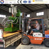 Machines convenables en plastique de machines de moulage par injection de PVC de fiche de pouvoir