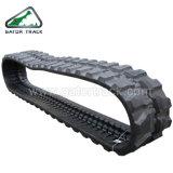 Trilha de borracha 500X92W para trilhas da máquina escavadora