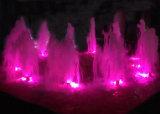 Fonte Home da música da água do diodo emissor de luz da decoração do jardim do hotel