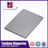 Différents types d'Alucoworld de panneau de revêtement composé en aluminium de 3mm