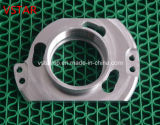 Peça sobresselente de giro fazendo à máquina serrilhada da peça do CNC da precisão