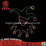 Illuminazione variabile della corda di nuovo disegno 10W LED per la decorazione di Halloween