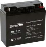 Säure-Batterie des Leitungskabel-12V17ah