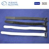 Cintas de nylon quentes duráveis do gancho e do laço da cinta ajustável da venda do produto novo da qualidade