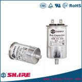 O condicionador de ar do capacitor da boa qualidade 50UF 450VAC Cbb65 parte o capacitor de funcionamento do motor de C.A.