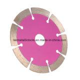 Het diamant Gesegmenteerde Blad van de Zaag voor Marmer, Concrete Steen,