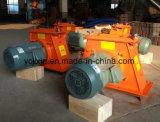 Unità della ventola/artificiere di brillamento del colpo delle turbine della rotella/pallinatura/rotella Abrator
