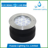 IP68 RGB LEDの水中プールの噴水ライト