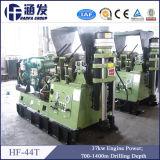 ¡Alta velocidad Drilling! ¡! Plataforma de perforación hidráulica llena de la base (HF-44t)