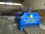 Máquina de coluna de concreto que fabrica treliças de uva de concreto