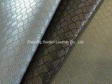 Tissu décoratif tissé en lin polyester pour canapé