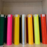 Neon Green Flexible Cuttable Vinyl Papel de primera calidad