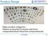 金属の注入によって形成される電子ハードウェア