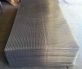 Panel de malla de alambre galvanizado de alta calidad