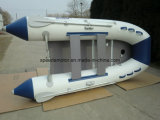 320 de Opblaasbare Vissersboot van pvc