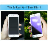 De anti-blauwe Fabriek van de Film van de Telefoon van het Glas van Ray Tempered voor iPhone7/7plus