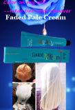 Bleiche-Sahne - verblassene Lattensahne - starker Haar-Farben-Remover