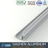 Perfil de aluminio del mejor precio barato de la calidad para el perfil de la puerta de la ventana de Argelia