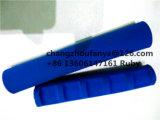 주문을 받아서 만들어진 실리콘 지팡이는 손잡이 덮개를 보호한다