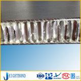 Dekorativer Außenbienenwabe-Panel-Hersteller des vertrags-Laminat-HPL
