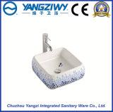 Керамический санитарный тазик искусствоа изделий (YZ1307)