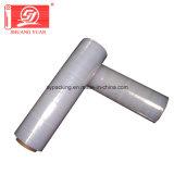 Película plástica de la alta de la transparencia LLDPE Streth de la película protectora película del abrigo