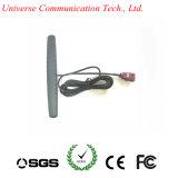 Antena de WiFi de la muestra libre, tipo antena plana de T con el varón de SMA