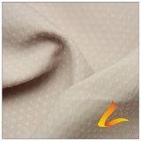 вода 50d 320t & Ветр-Упорной напольной Sportswear ткань 100% Pongee полиэфира жаккарда вниз сплетенная курткой поставленная точки перлой (53237)